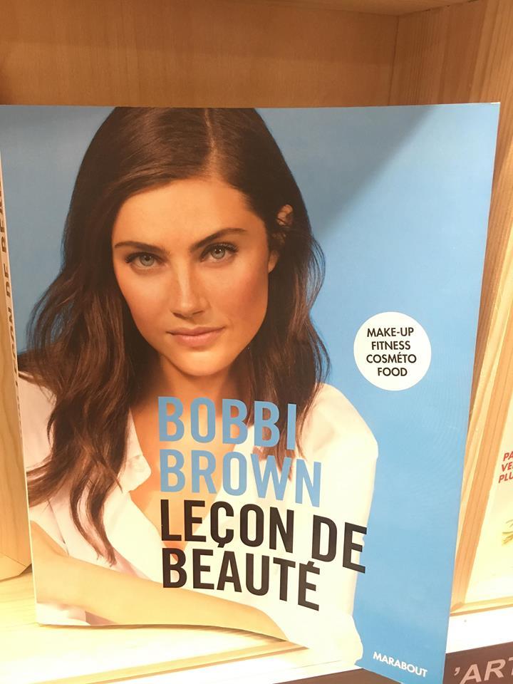 Coup de coeur pour le livre Leçon de beauté de Bobbi Brown