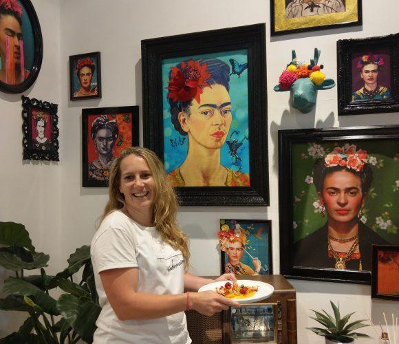 Anne-Chô adore Frida Kahlo !…
