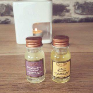 Quand Collines de Provences parfume ma maison...
