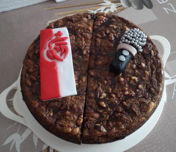 Gâteau Magique au café