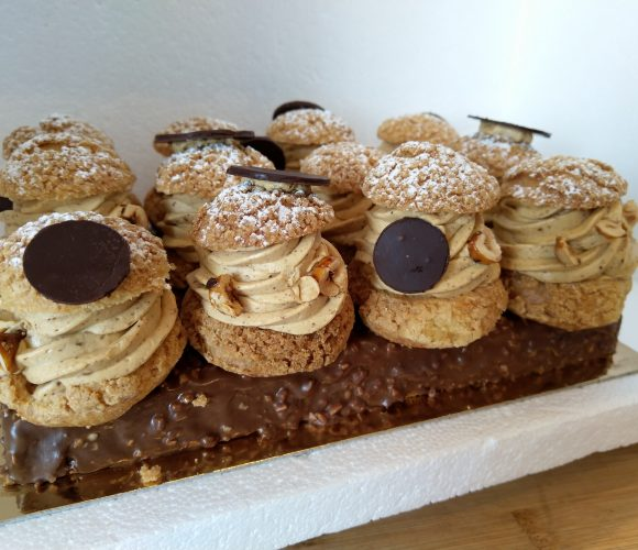 Tarte PARIS-BREST [TUTO VIDEO]