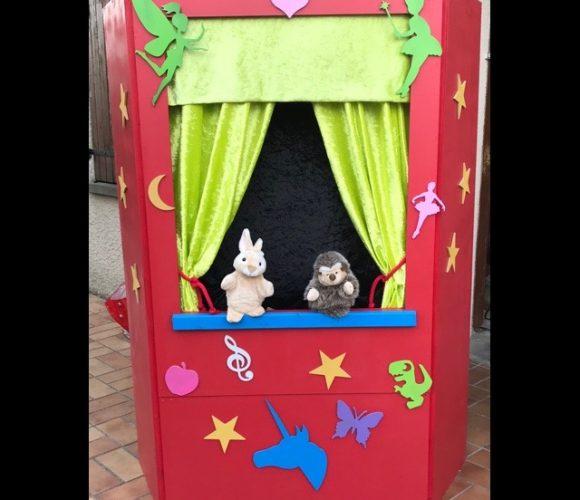 Mon théâtre de marionnettes