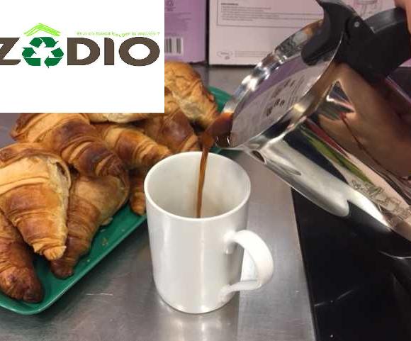 Saviez vous que meme le café du matin peut etre Bio, equitable et zero dechets?