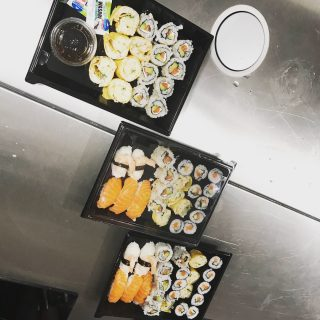 J'ai testé pour vous l'atelier sushis !!!