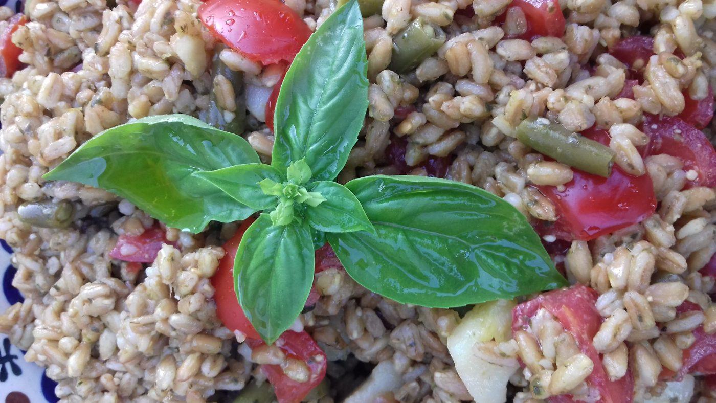 Salade de blé Toscana