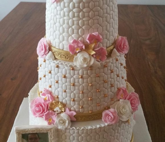 Communion. Cake design