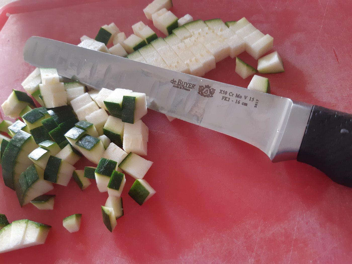 J'ai testé pour vous couteau Tranchelard - De Buyer
