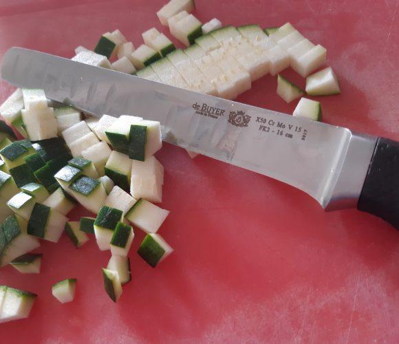 J'ai testé pour vous couteau Tranchelard – De Buyer