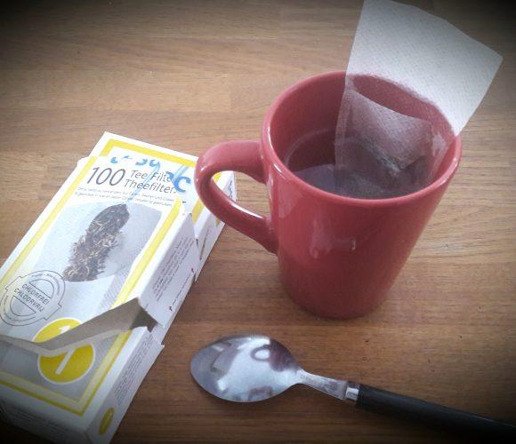 J'ai testé pour vous les T sac pour infuser le thé