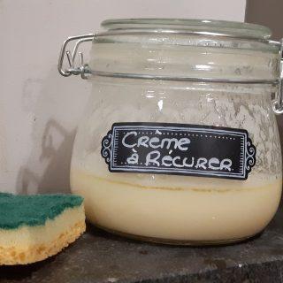 J'ai testé pour vous la crème à récurer au bicarbonate de soude