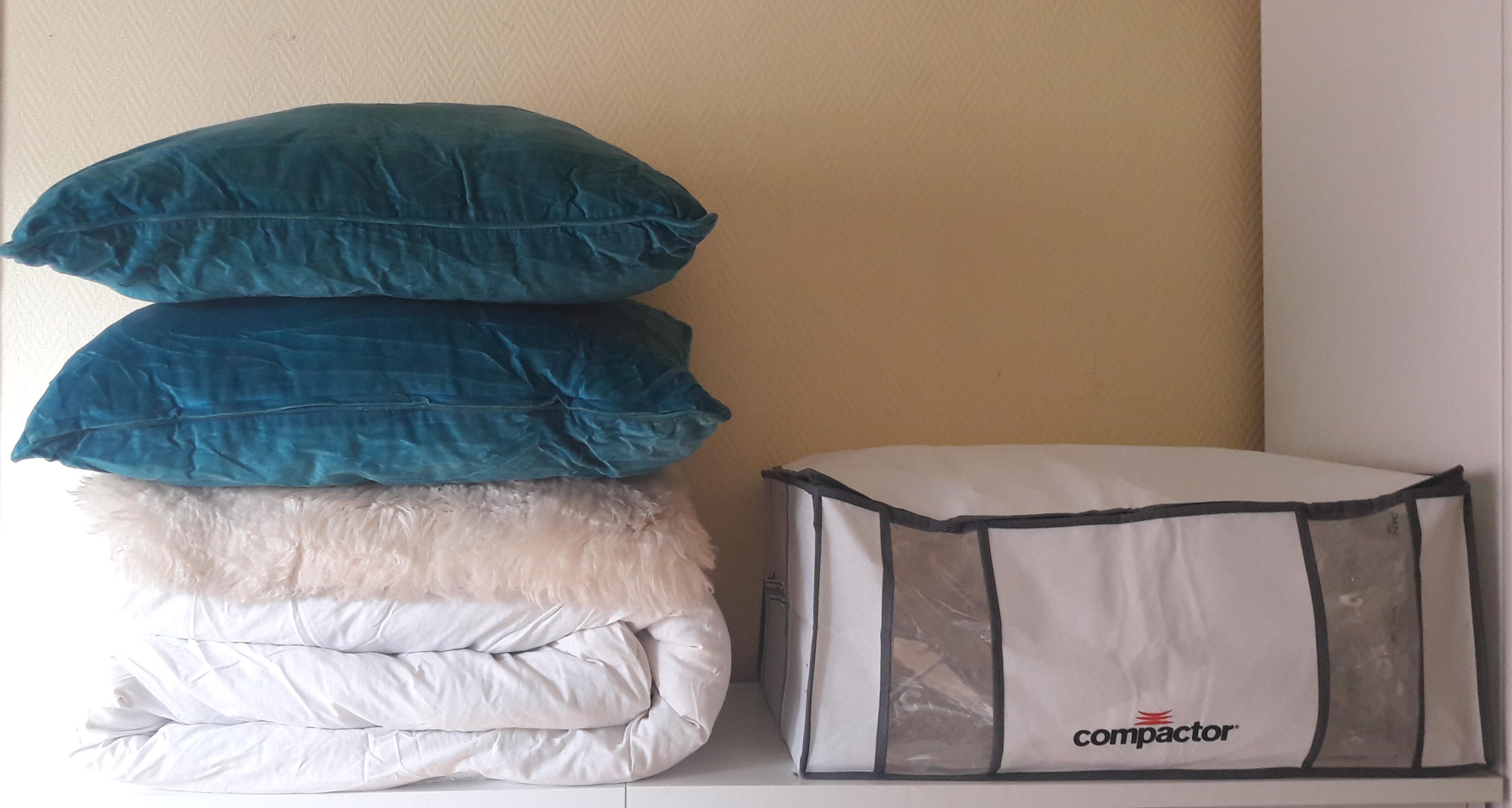 compactor housse vide d 39 air par aspiration 145l pas cher z dio. Black Bedroom Furniture Sets. Home Design Ideas