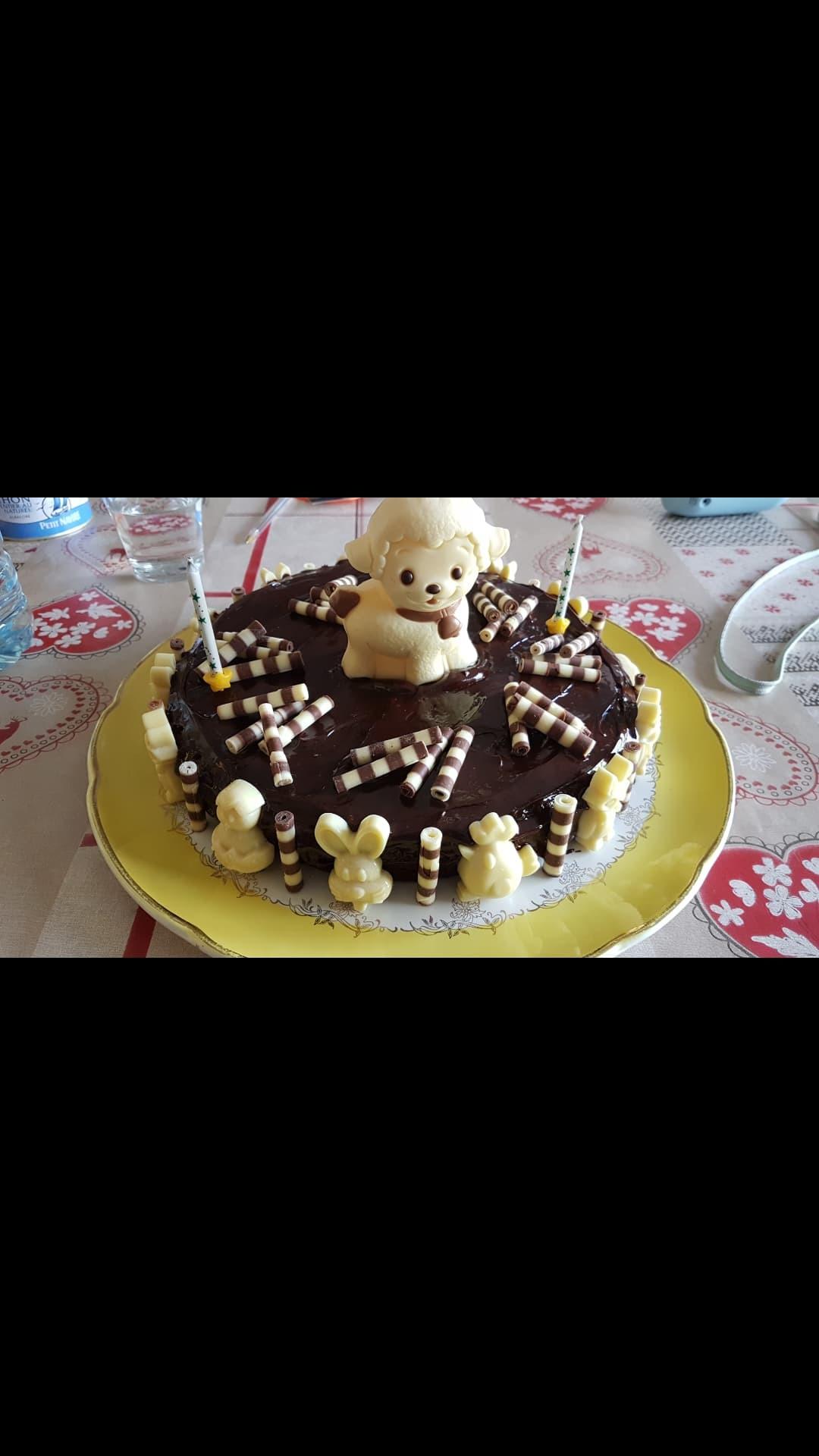 Mes gâteaux pour fêter les 2 ans de ma princesse !