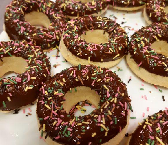 J'ai testé pour vous le moule 6 donuts siliconflex