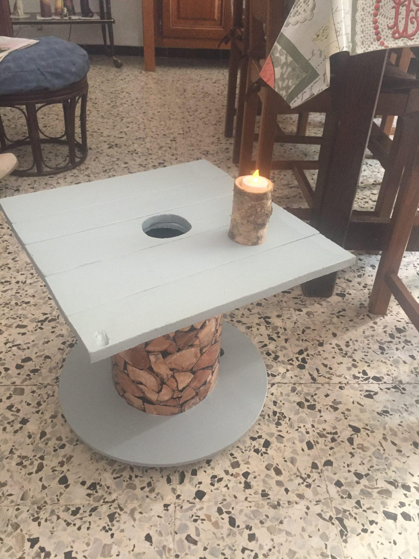 Touret table d'appoint