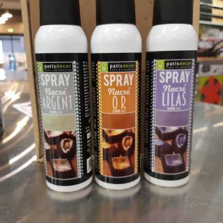Spray nacré 100ml
