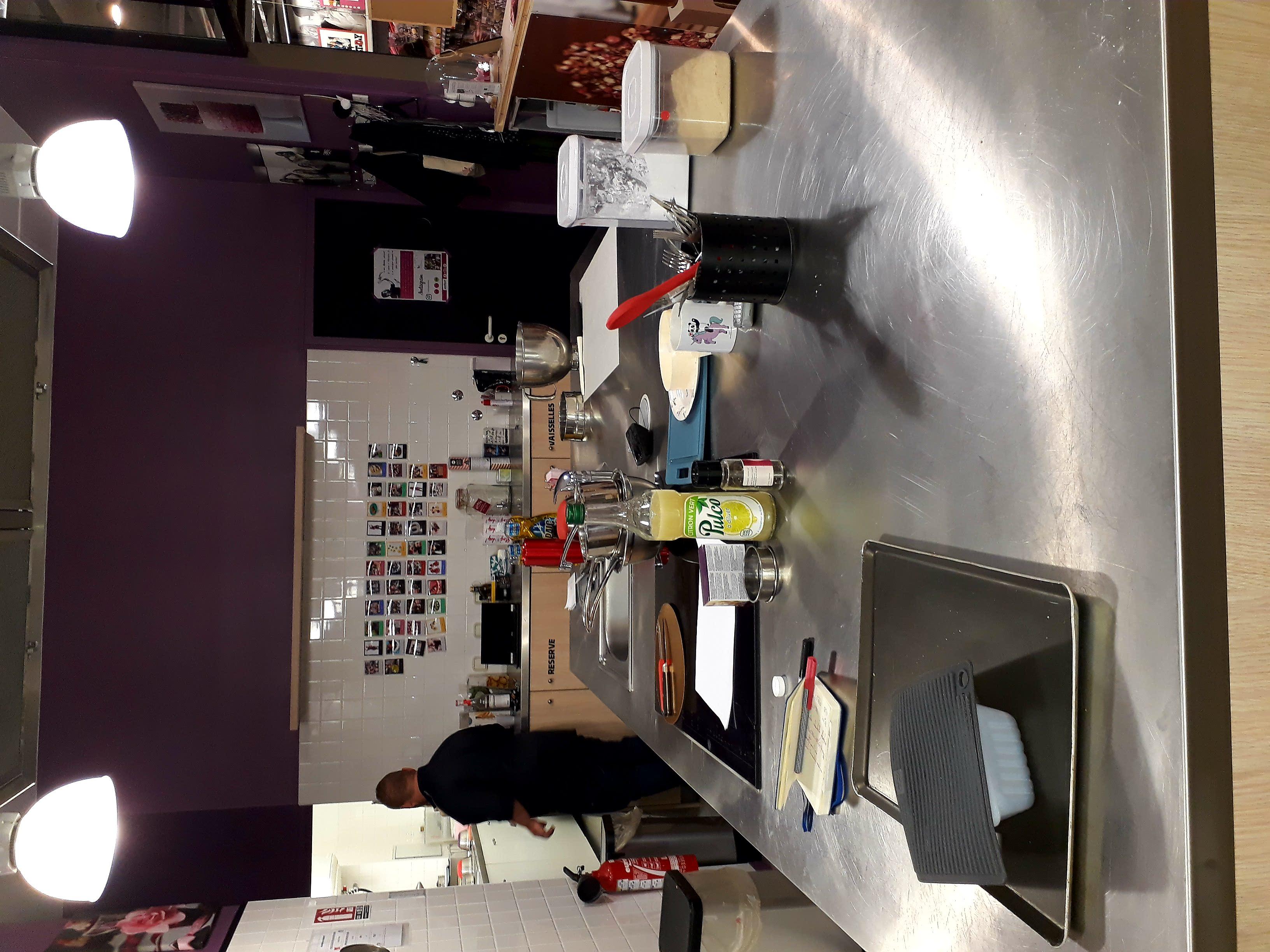 Atelier cuisine avec j r me blog z dio - Zodio chambourcy atelier cuisine ...