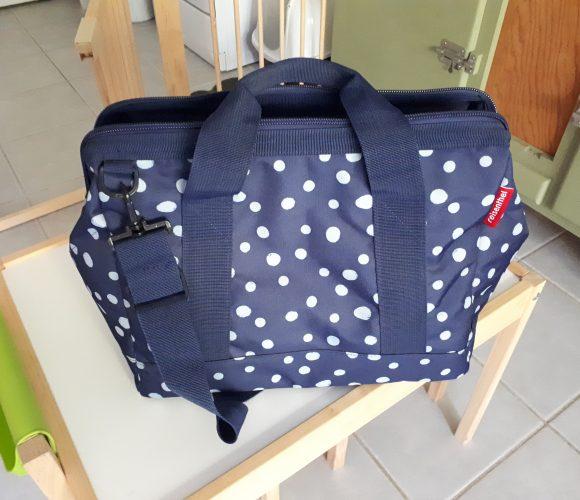 J'ai testé pour vous le sac de week-end Reisenthel