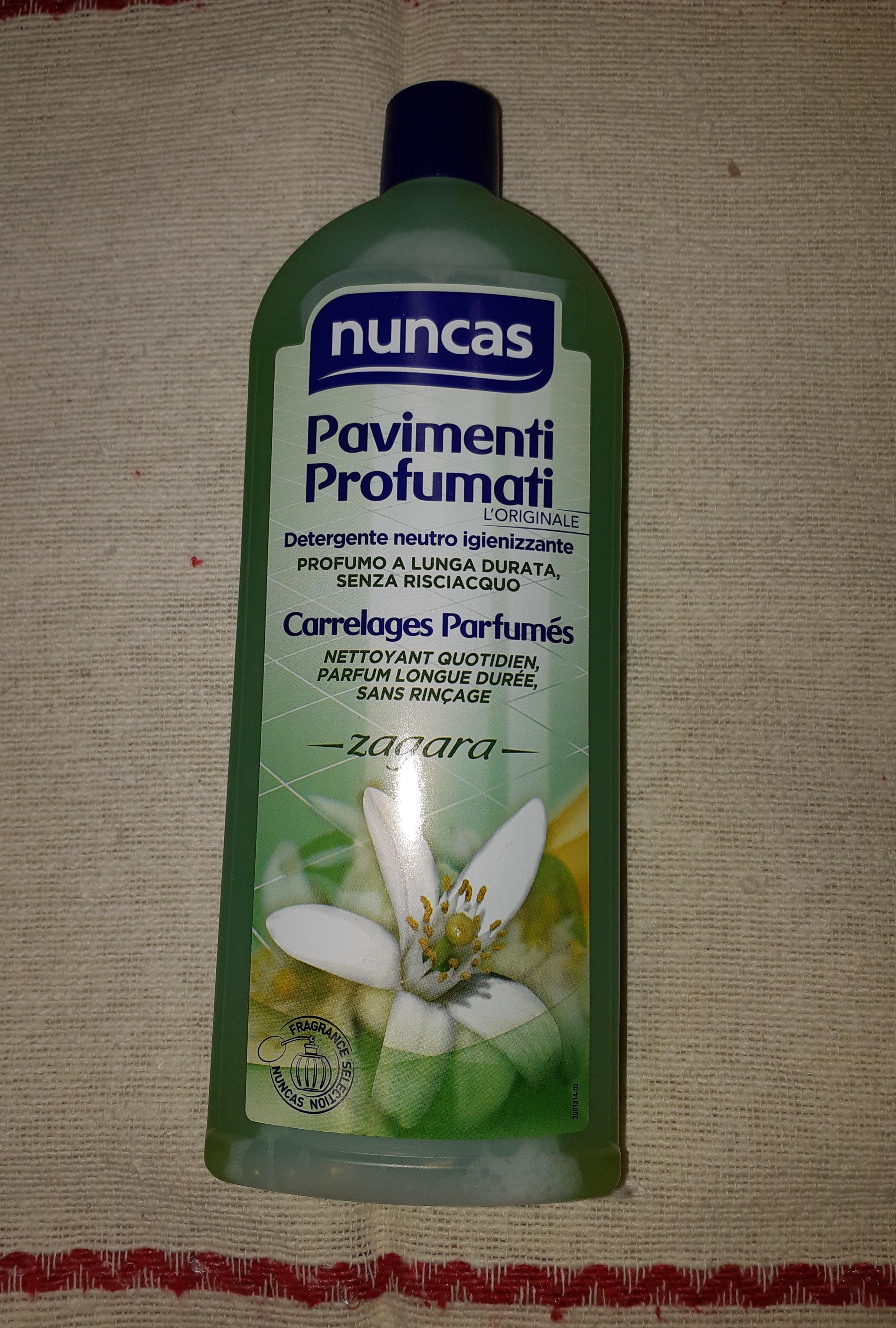 Carrelages parfumés fleurs d' oranger 1L