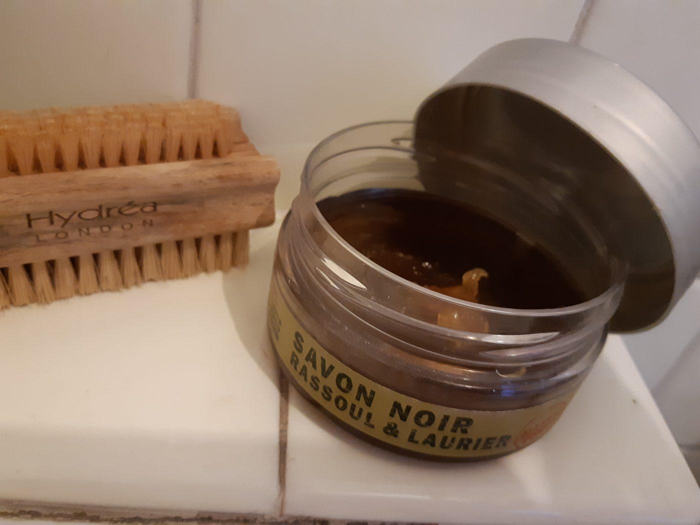 J'ai testé pour vous le savon noir Rassoul et laurier