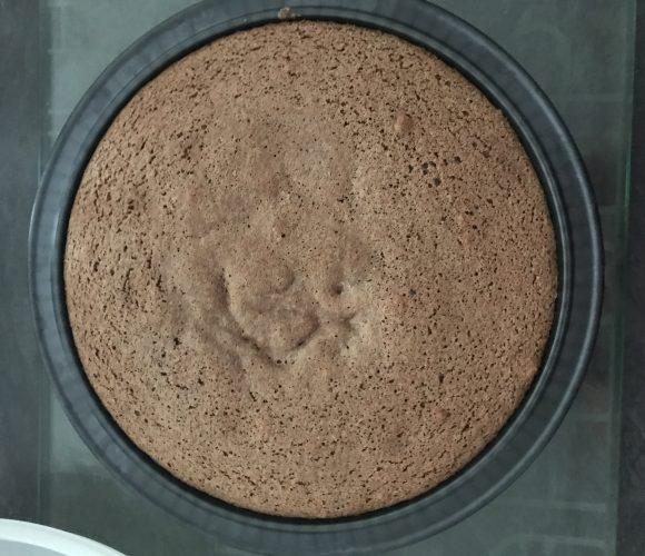 Moelleux au chocolat courgette