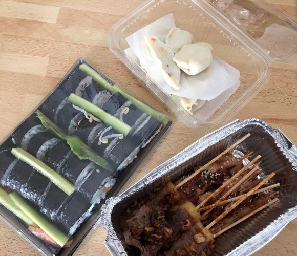 Super découverte grâce à l' atelier cuisine du Japon
