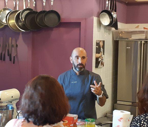 Atelier macarons du chef cyril, le meilleur pâtissier
