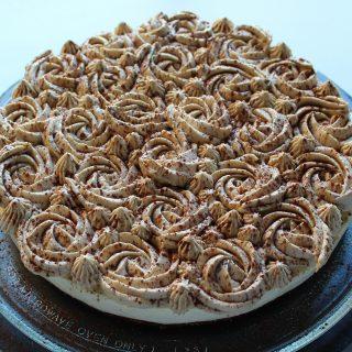 Cheesecake tiramisu