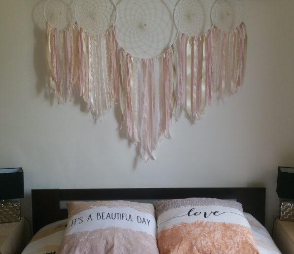Attrape rêves tête de lit