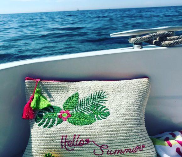 Pochette Hello Sun 🌞 et Gloss Ananas 🍍