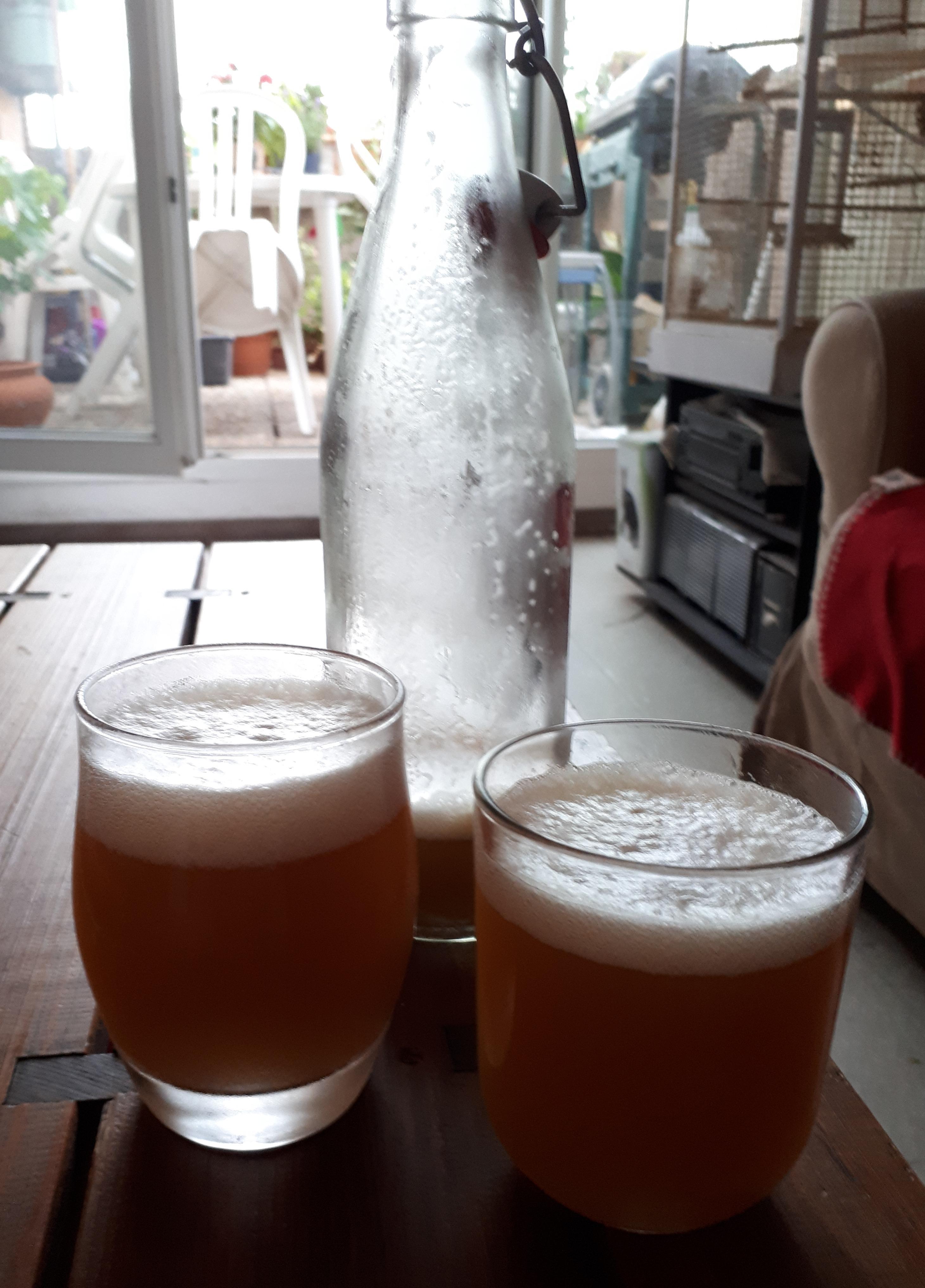 J'ai testé pour vous le kit «Je fabrique ma bière blonde»