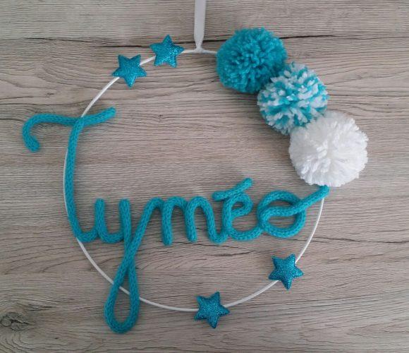 Plaque tricotin Tyméo