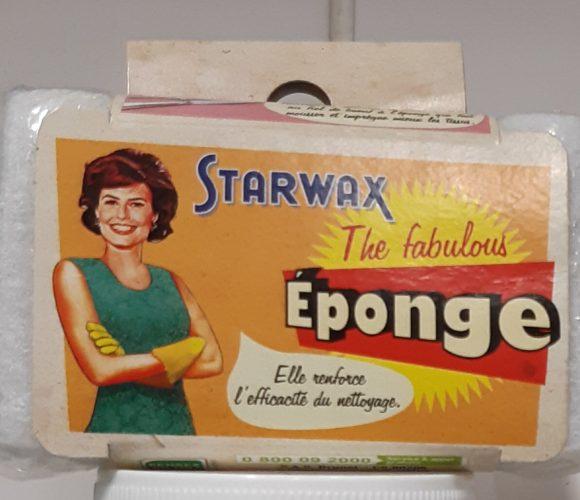 J'ai testé pour vous «The fabulous» éponge Starwax