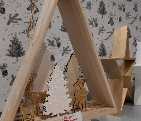 Noël en préparation à zodio Orléans