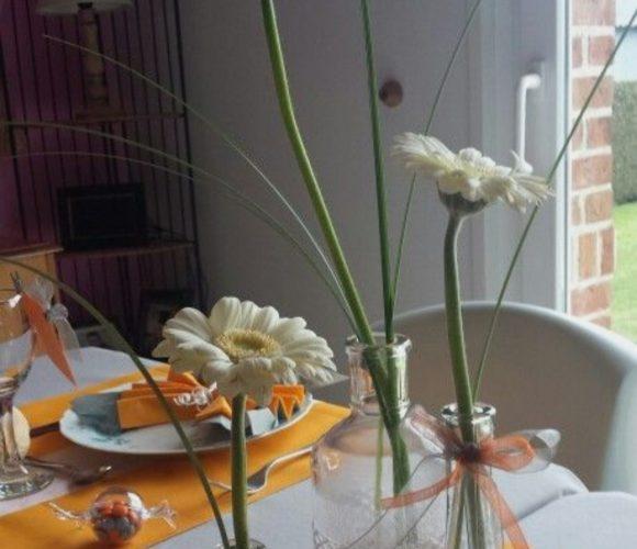 Petits vases parfait pour les décorations