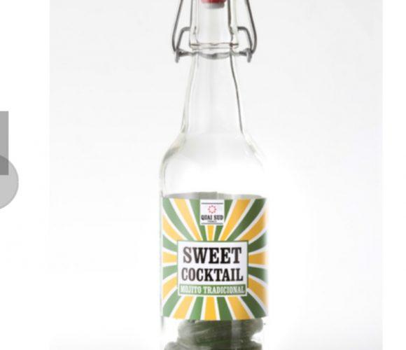J'ai testé pour vous le melange pour cocktail Mojito en bouteille 33cl de QUAI SUD