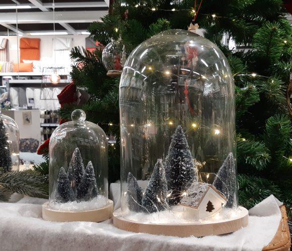 Des cloches en déco pour Noël !