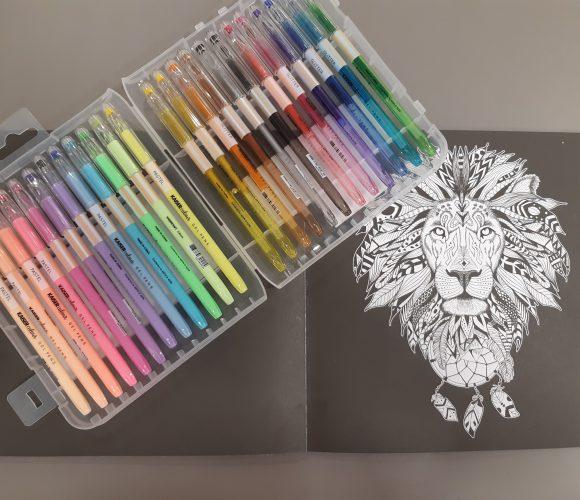J'ai testé pour vous stylos Feutres kaiser Colour