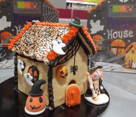 J'ai testé pour vous le kit découpoirs «Horror House»