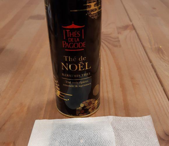J'ai testé pour vous le thé de Noël de » Thés De La Pagode»