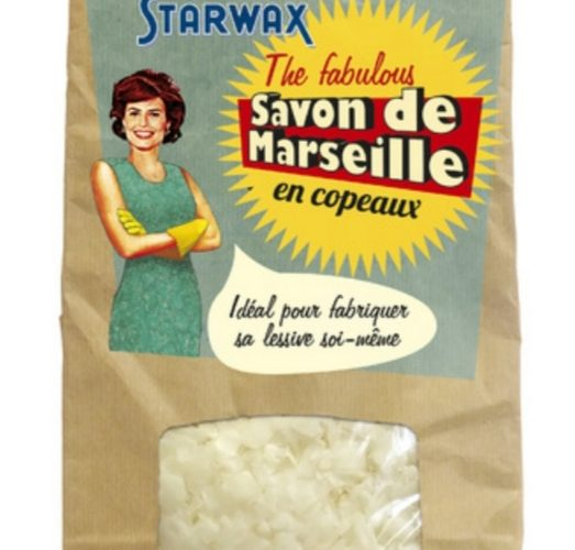 J'ai testé pour vous la lessive maison à base de copeaux de savon de marseille