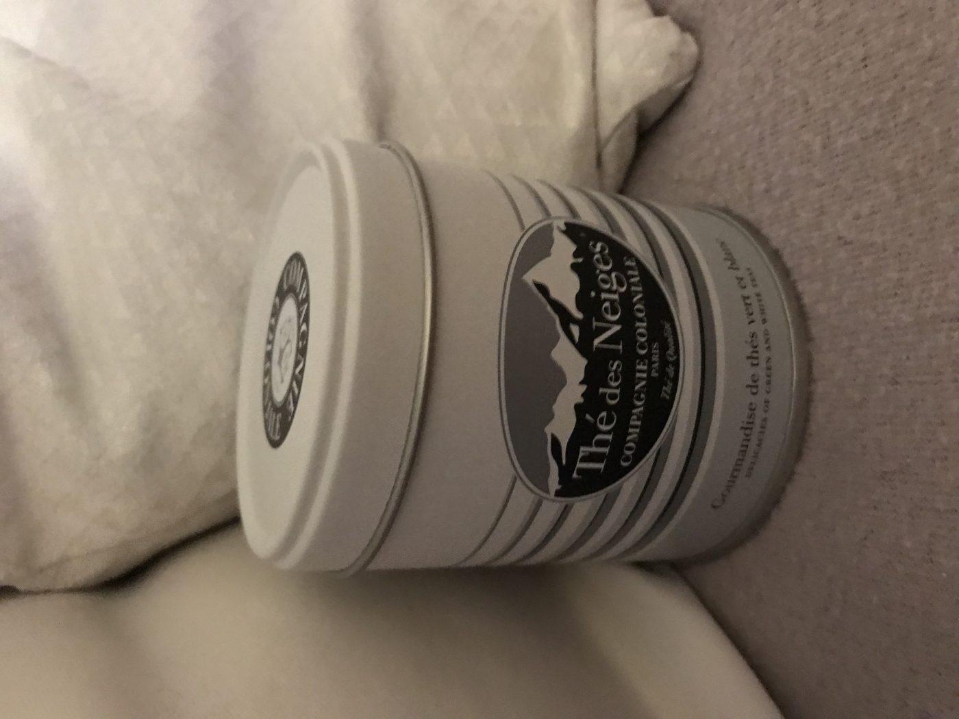 J'ai testé pour vous le thé des neiges de la compagnie coloniale