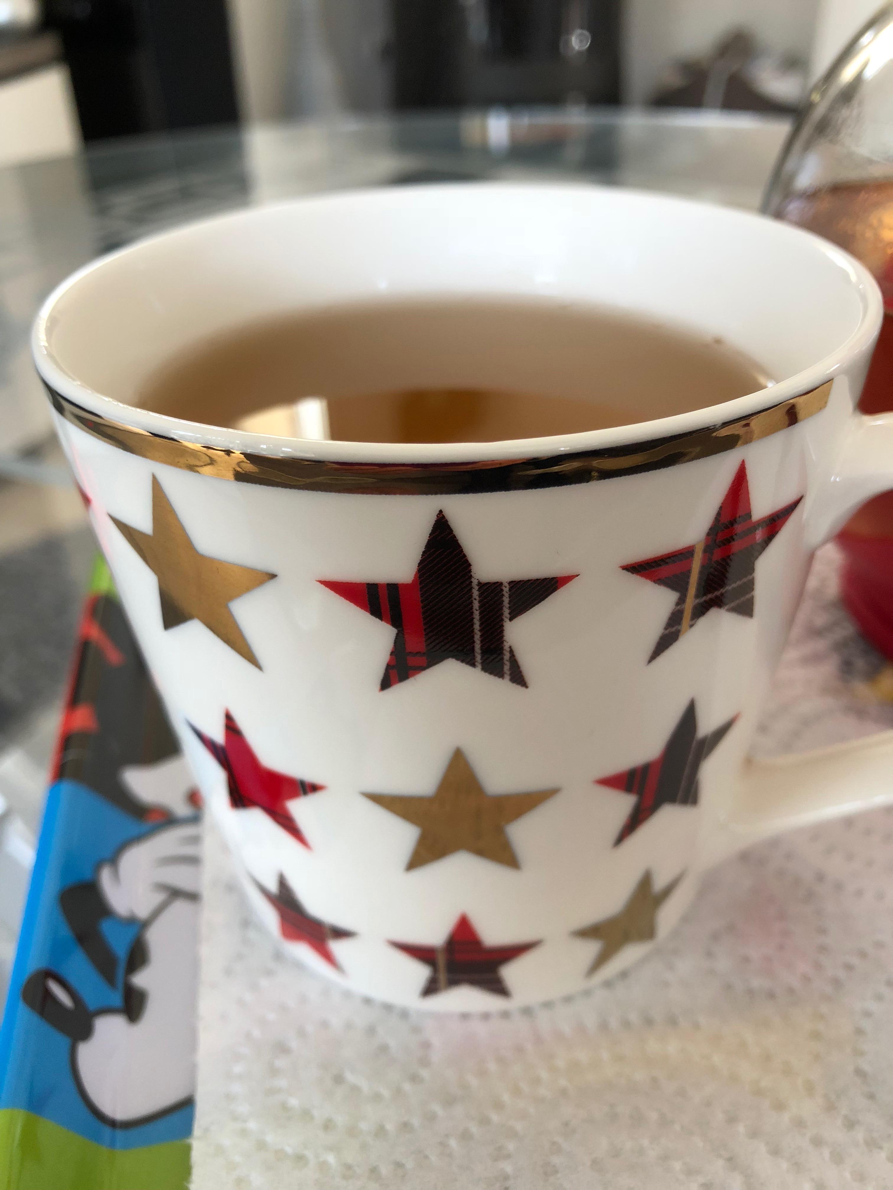 J'ai testé pour vous mug étoile