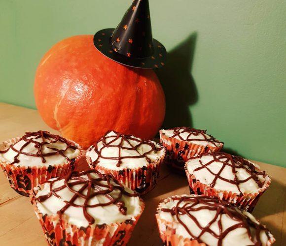 Ma recette de cupcakes d'Halloween réalisée lors du Blog Z day du 13 octobre 2018