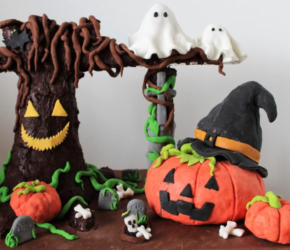 Création pour Halloween