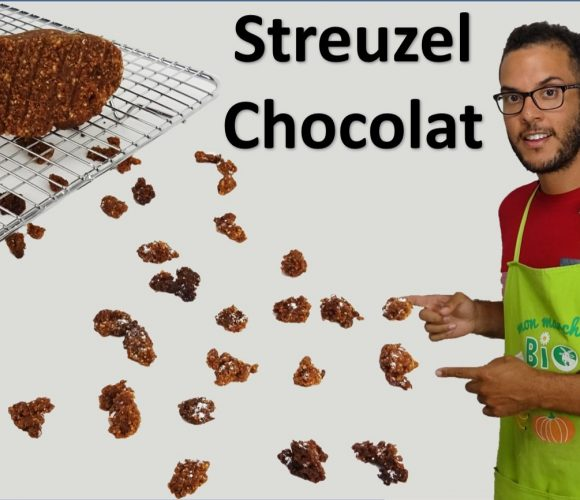 le  streuzel chocolat