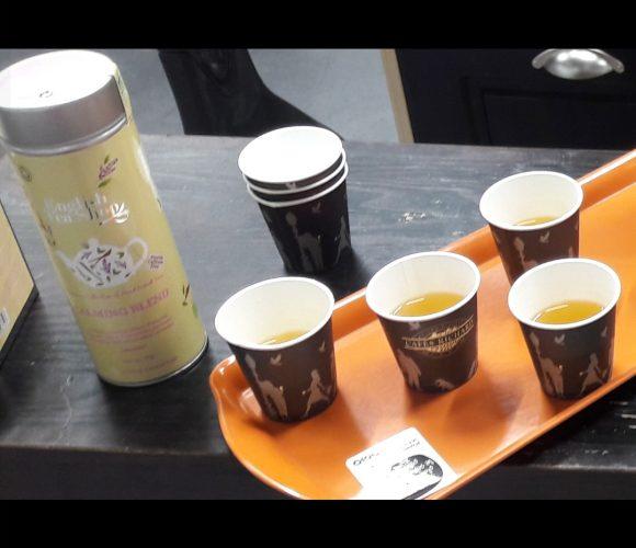 J'ai testé pour vous infusion Calming Blend de chez English Tea Shop