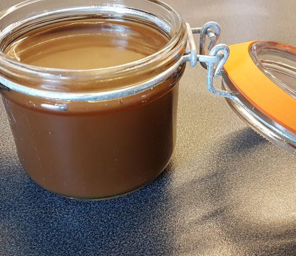 Conservation de mon caramel au berre salé