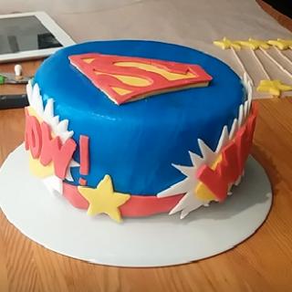 Le Cake Design D Un Super Hero Blog Zodio