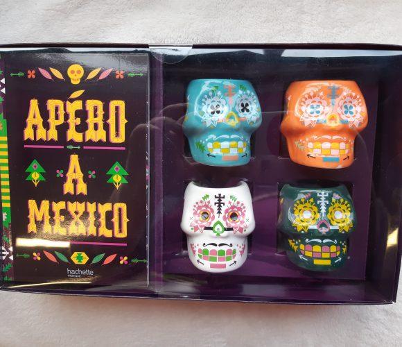 Coffret Apéro à Mexico
