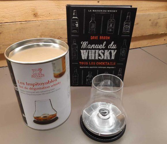 verres dégustation whisky Les Impitoyables